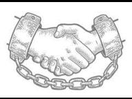 cuffed handshake